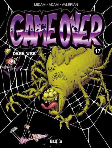 9789462106666, Game over 17, Dark Web