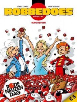 Robbedoes special, Rode Neuzen, 9789462106376