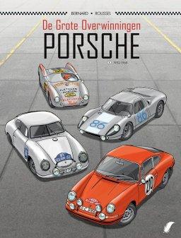 9789088109553, Plankgas, Grote Overwinningen: Porsche