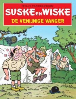 Suske en Wiske - De Venijnige Vanger