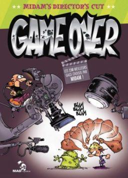 9789462106857, Game Over, Midam's director's cut, best of