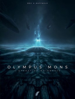 9789463940092, Olympus Mons 2, Operatie mainbrace,