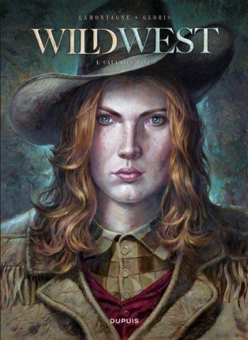 9789031438068, Wild West 1 hc, Wild West 1, Calamity Jane, 9789031438020