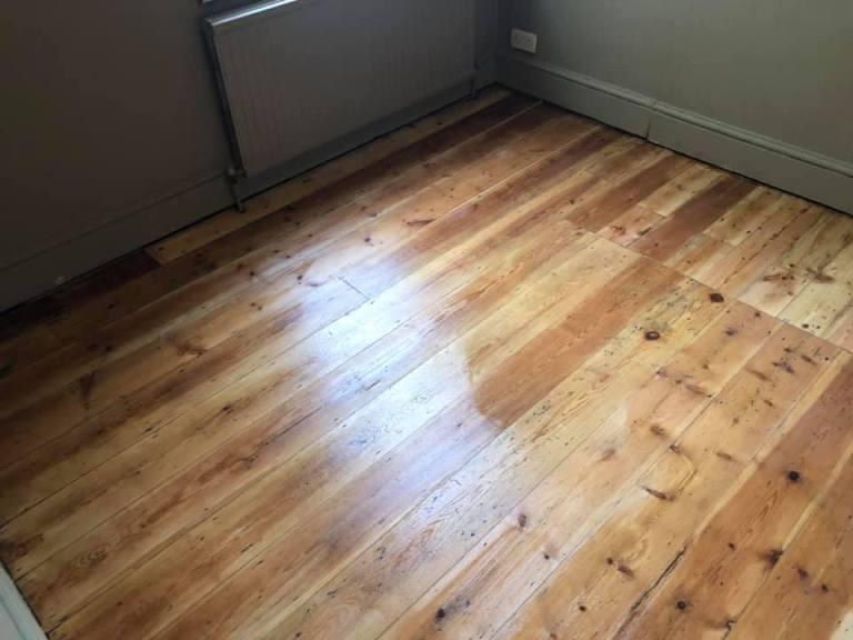 Wooden Flooring Brighton: Floor Restoration, Repair, Sanding & Staining in Brighton and the UK - 01
