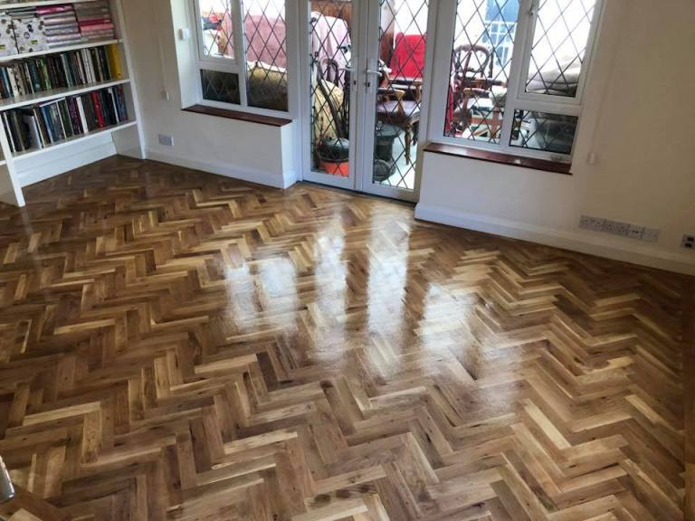 Wooden Flooring Brighton: Floor Restoration, Repair, Sanding & Staining in Brighton and the UK - 06