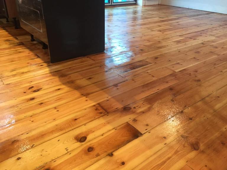 Wooden Flooring Brighton: Floor Restoration, Repair, Sanding & Staining in Brighton and the UK - 14
