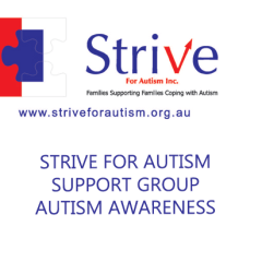 Strive Autism Support Group  | Autism Awareness
