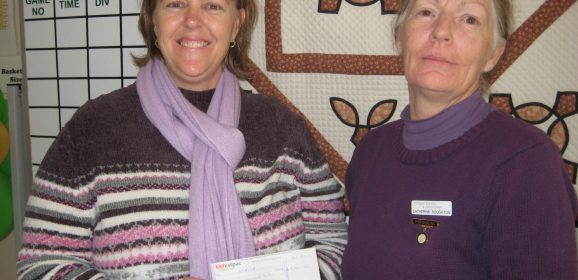Cessnock Quilters Donates to Strive
