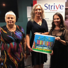 Strive For Autism's 10th Year Anniversary  Dinner
