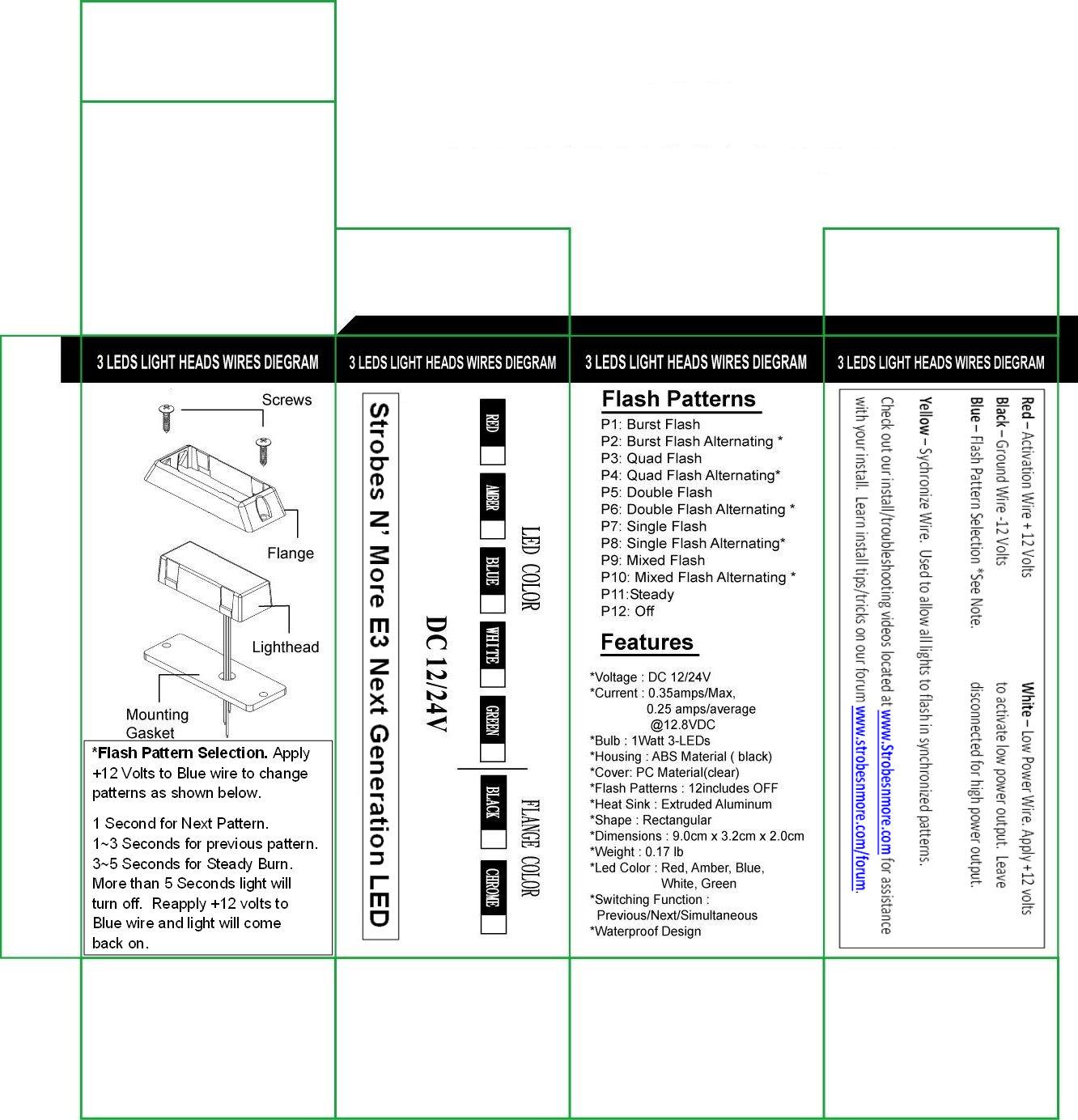 whelen light bar wiring diagram volkswagen jetta 2 5 engine 295hfsa1 switch box