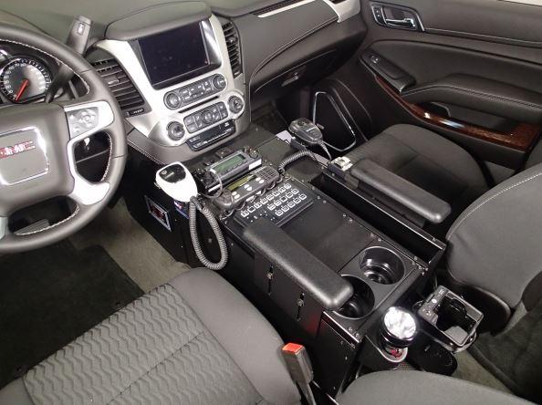 Havis 2015 2019 Chevrolet Tahoe PPV 125 Wide 20 Long