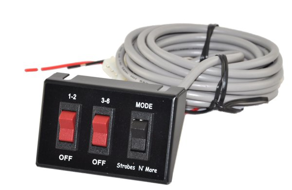 Strobes N' More Selectable Switch StrobesNMore Com