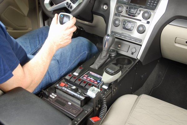 2011 Tundra Radio Wiring Harness Havis 2011 2015 Ford Explorer 16 Quot Console Strobesnmore Com