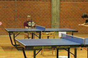 Kampioenschap Merksem Tafeltennis 2006