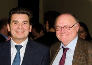 Karel Plasman en Walter Van Pottelberge Copyright Oscare