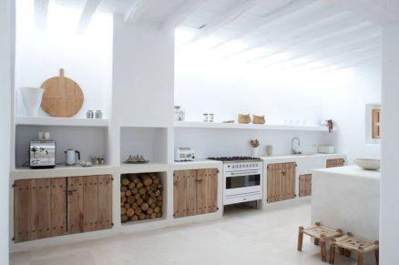 mediterrane Küche von Blakstad Architects Ibiza