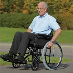 Wheelchair Man Hula Chair Review Transport For Users Stroke4carers In A