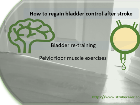 reclaiming bladder control after stroke