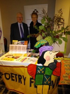 Poetry Festival at Pride of Place