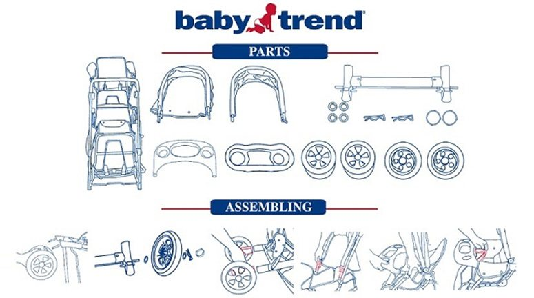 Baby Trend Stroller Replacement Parts