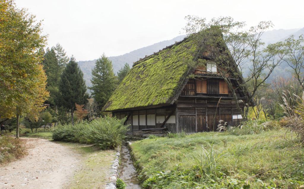 Shirakawa-go museum