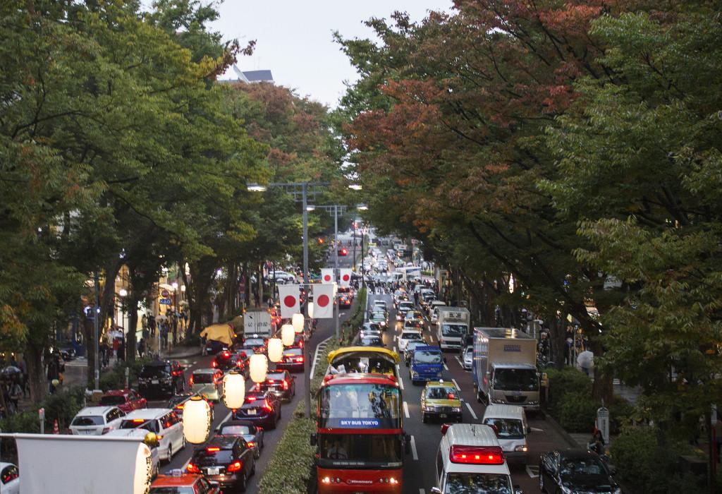 Omotesando, Harajuku