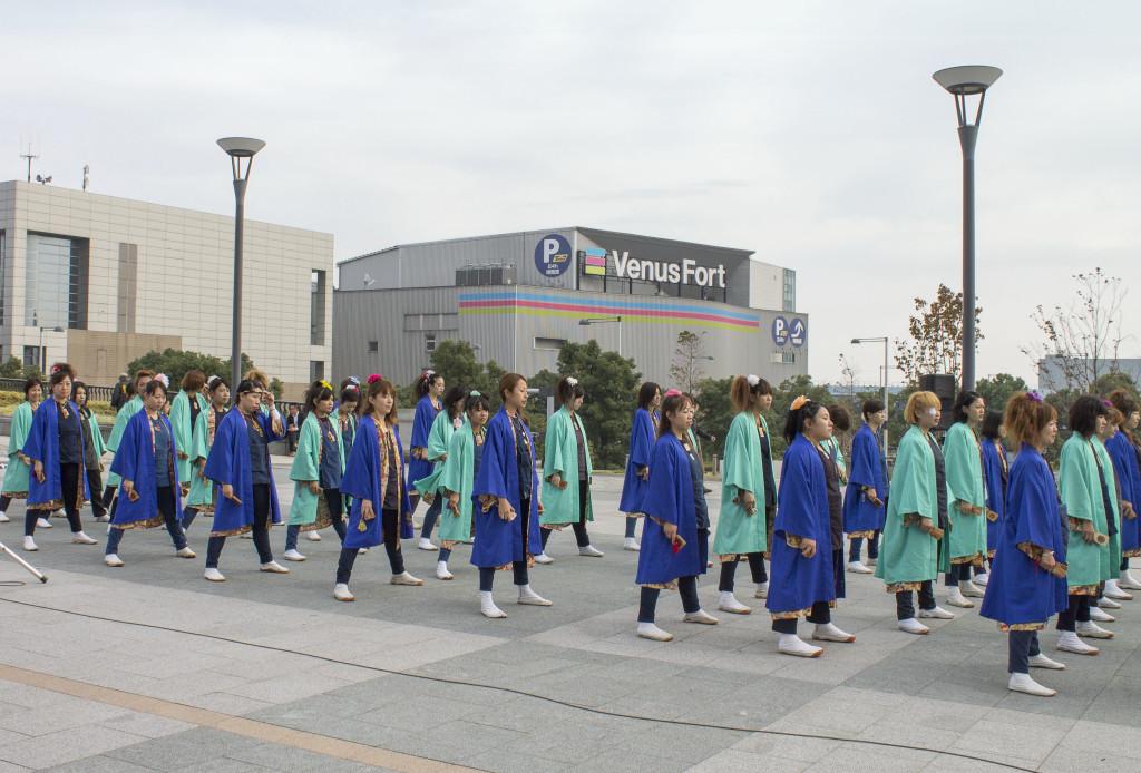 Culture day dances