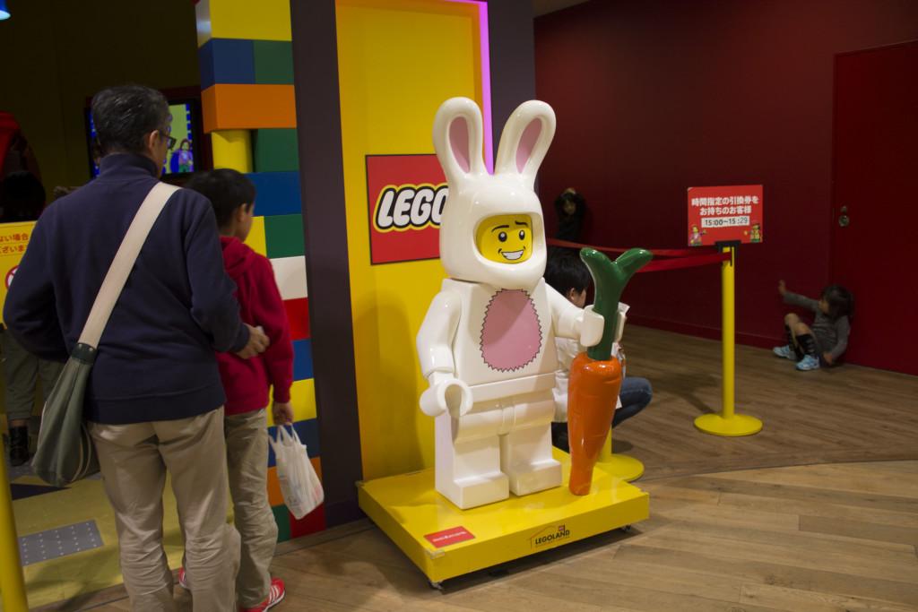 Lego Land Odaiba, Tokyo