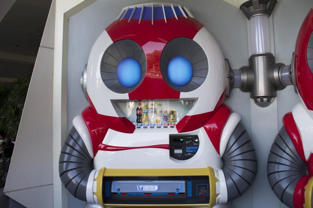 Tokyo Disneyland drinks
