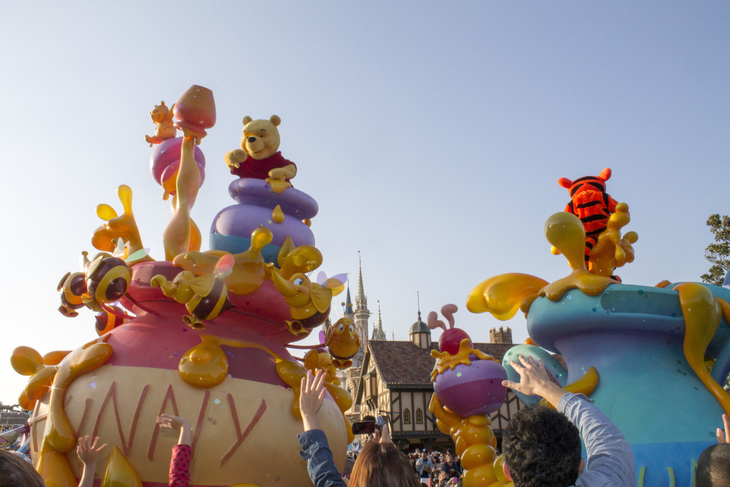 Tokyo Disneyland Parade