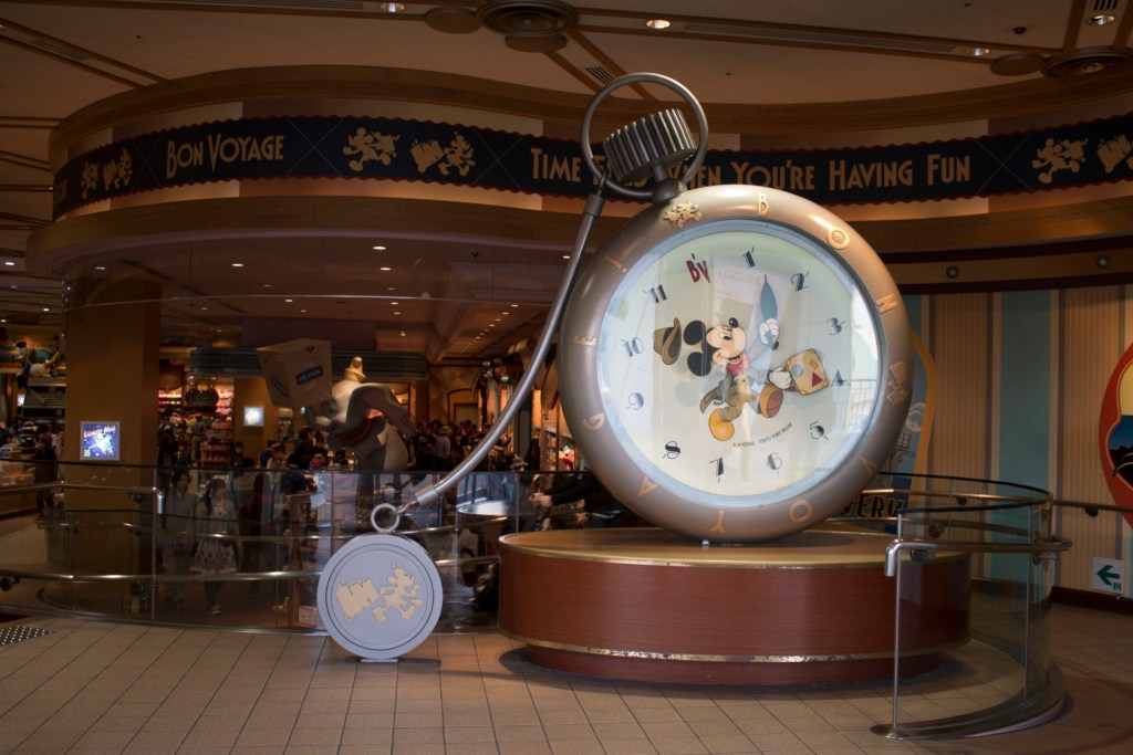 Tokyo Disney store