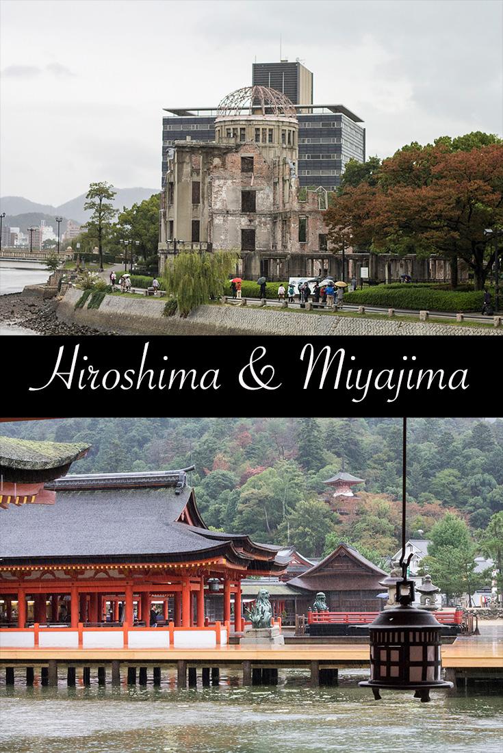 Hiroshima and Miyajima in one day