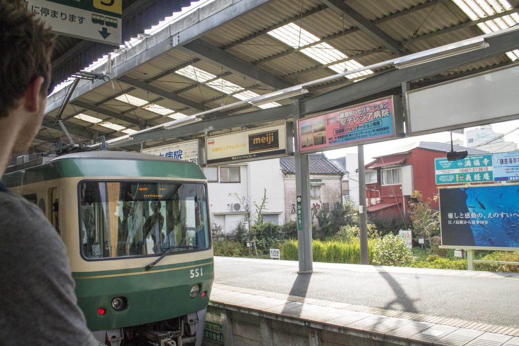 Kamakura to Enoshima