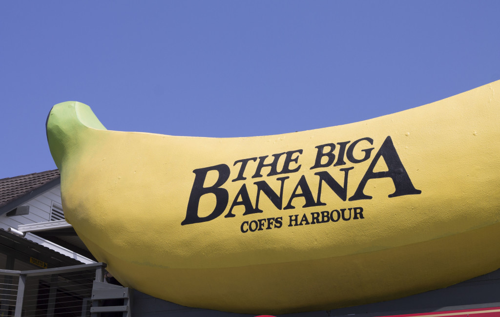 The Big Banana, Coffs Harbour