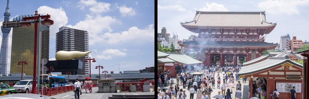 Japan itinerary tokyo