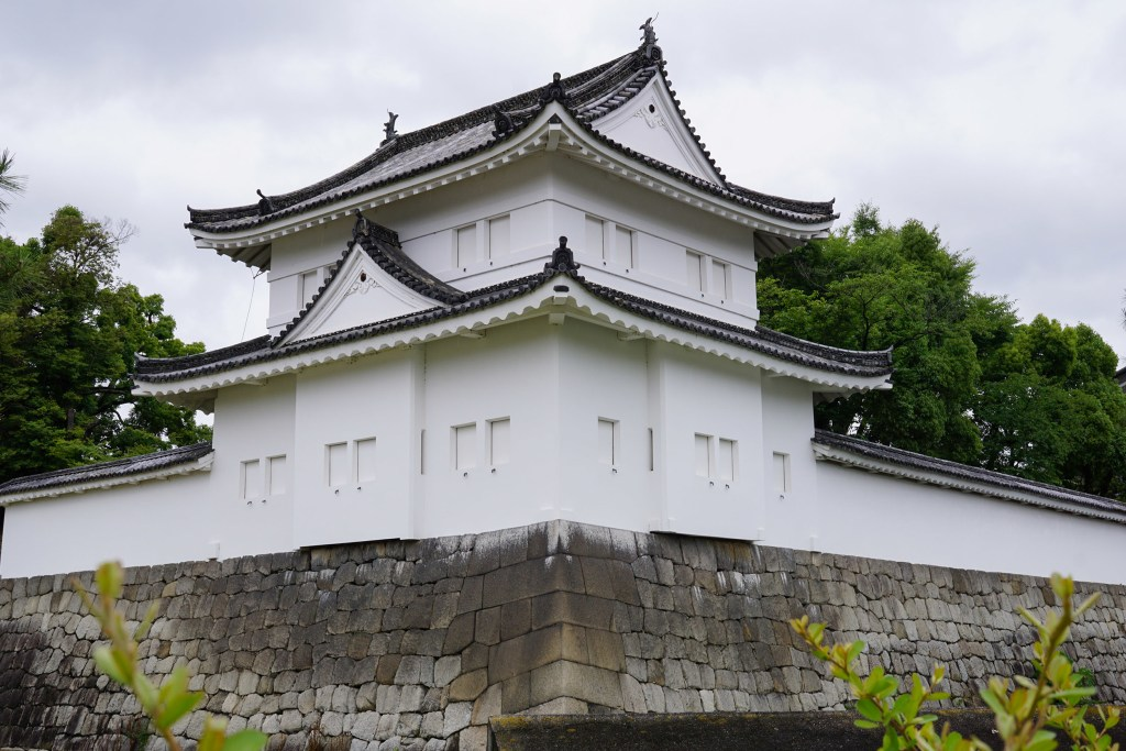 Visiting Nijo Castle