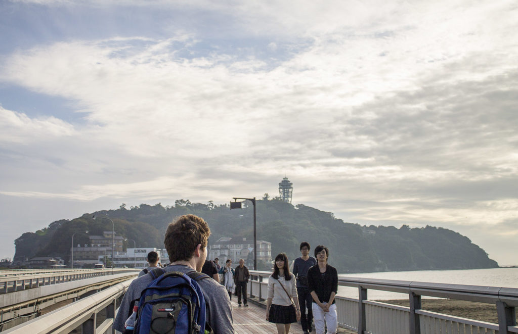 Enoshima day trip