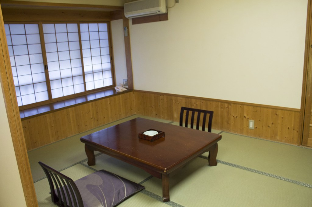 Takayama ryokan review
