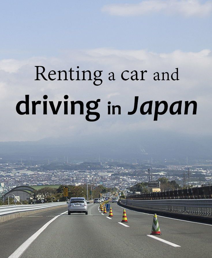 Renting a car and driving in Japan - Strolling Adventures