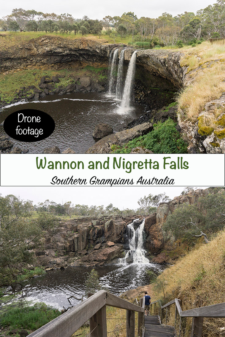 Wannon and Nigretta Falls