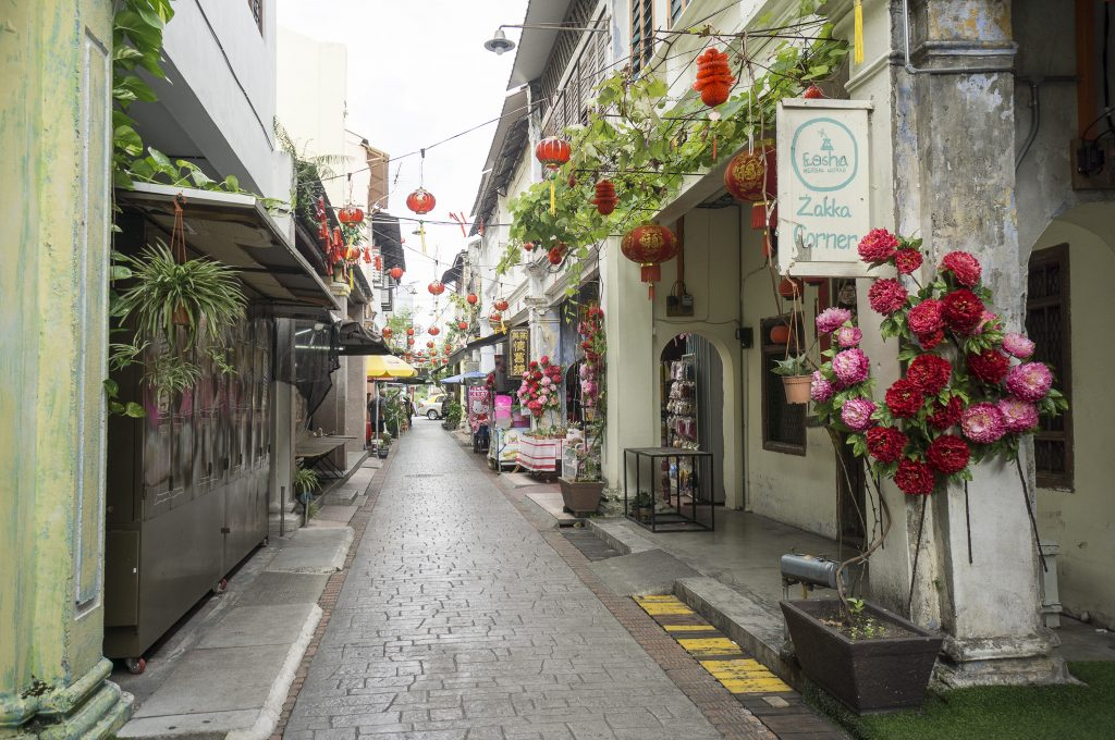 Concubine Lane Ipoh Old Town