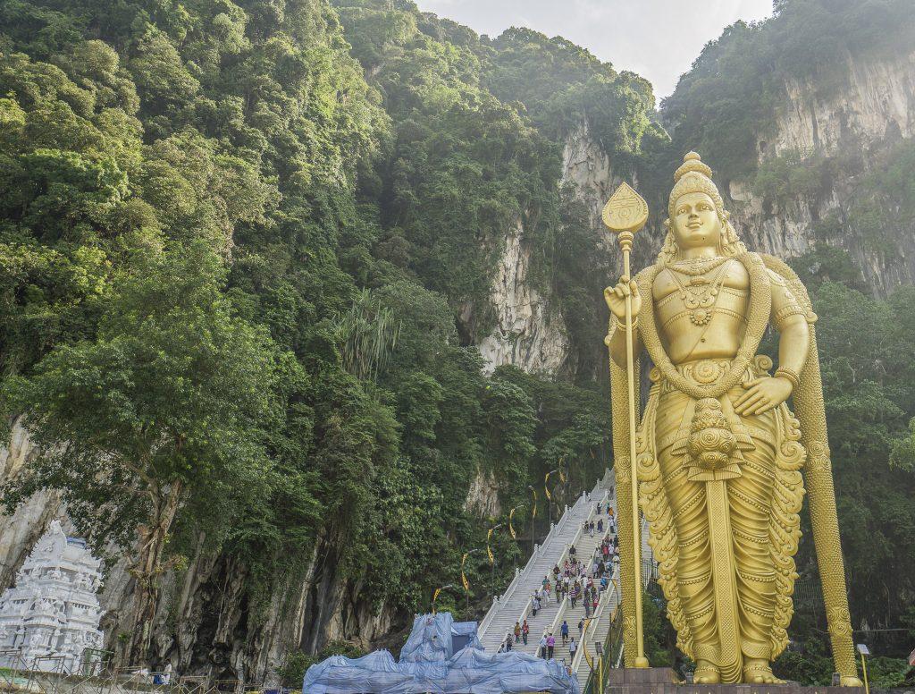Itinerary for 3 days in Kuala Lumpur Batu Caves