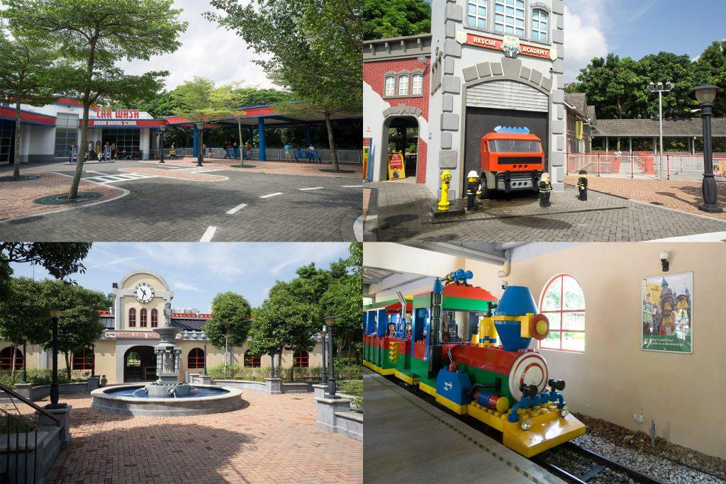 Legoland Malaysia city