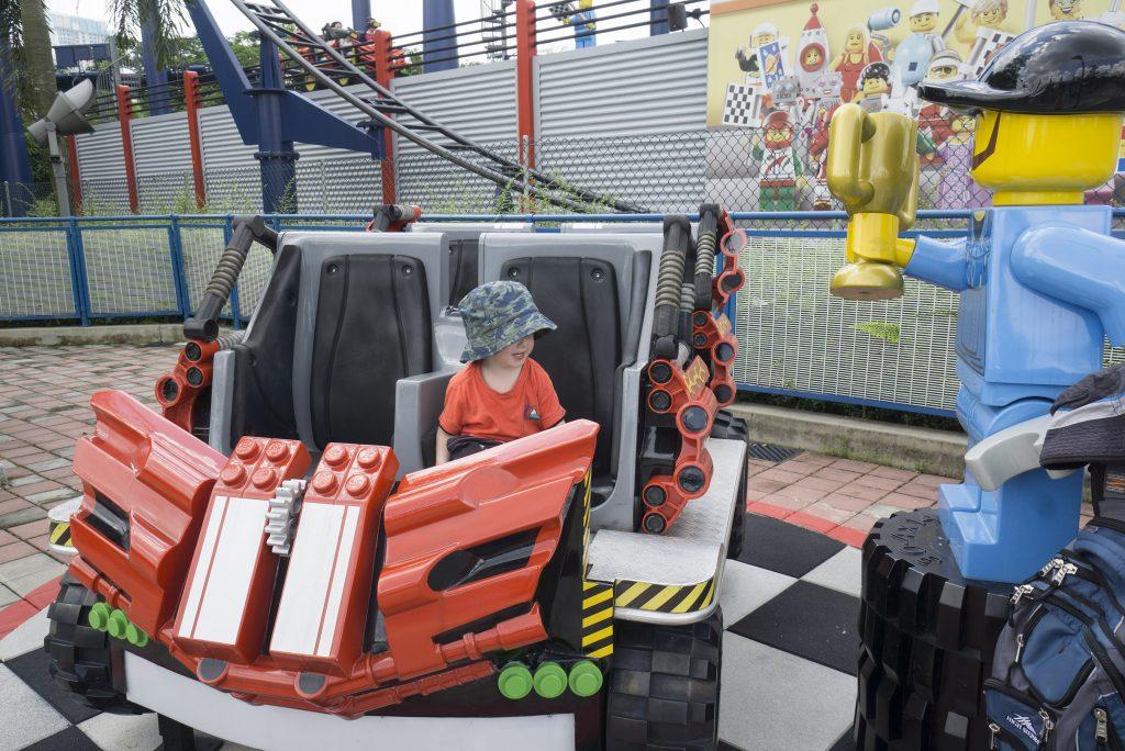 Legoland Malaysia with kids