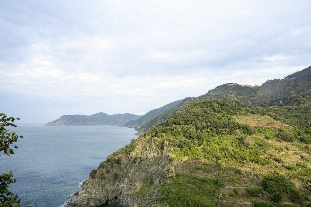 Coastal views Cinque Terre
