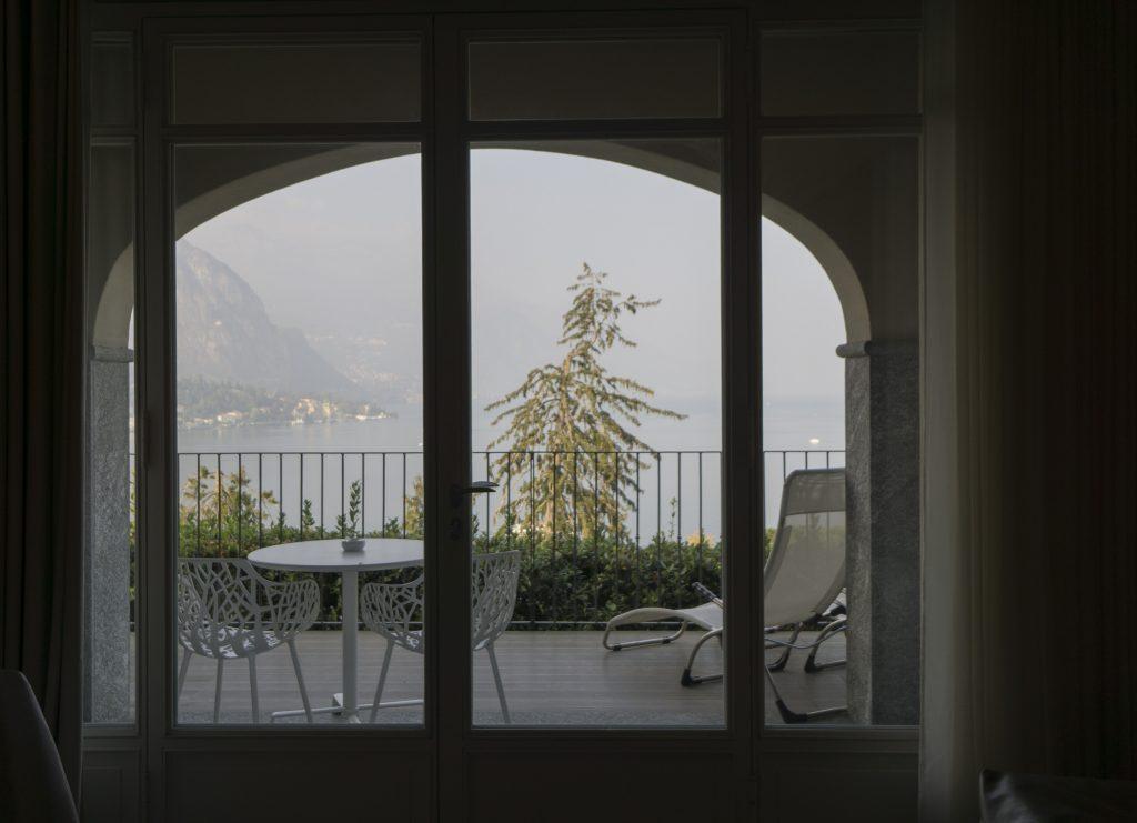 Bellagio hotel view