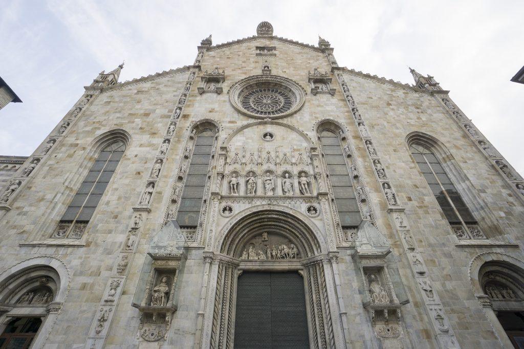4 days in Lake Como, Como Cathedral