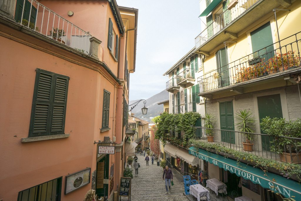 Italy Itinerary Bellagio