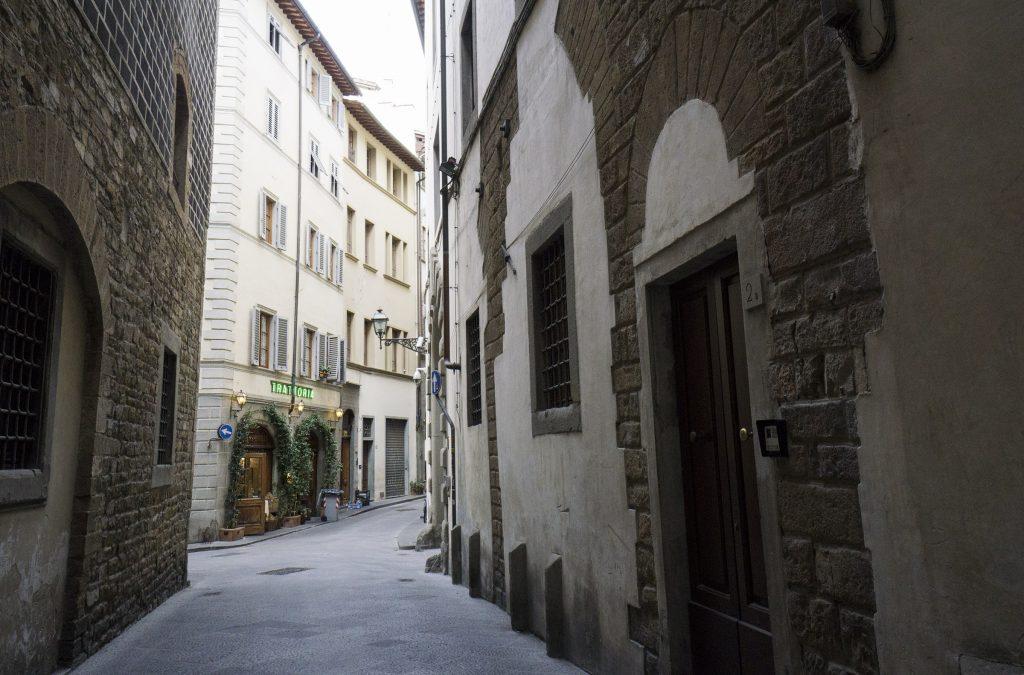 Self walking Florence