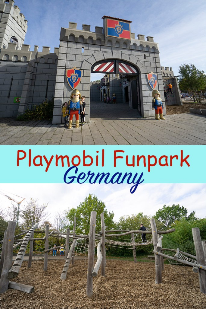 Playmobil funpark germany review